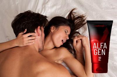 AlfaGen gel za poboljšanje seksualnog zadovoljstva, sastojci, Hrvatska