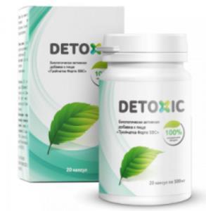 Detoxic tablete - mnenja, lekarne, cena, ocene, učinki, kje kupiti, názory